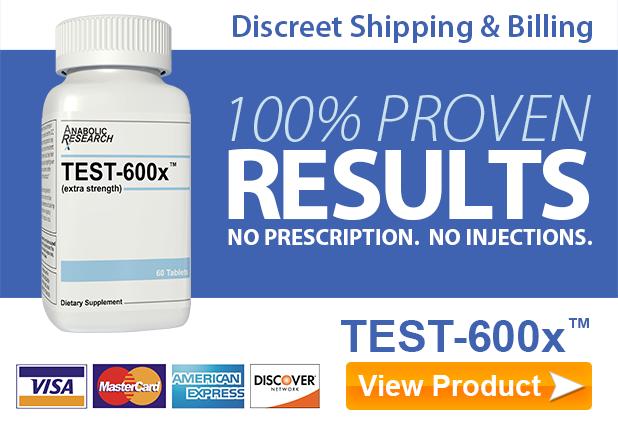 test 600x steroid